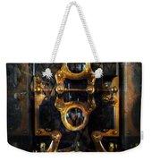 Steampunk - Electrical - The Power Meter Weekender Tote Bag