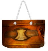 Steampunk - Electrician - The Portable Volt Meter Weekender Tote Bag