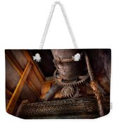 Steampunk - Gear - Out Of Order  Weekender Tote Bag by Mike Savad
