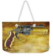 Steampunk - Gun - The Hand Cannon Weekender Tote Bag by Paul Ward