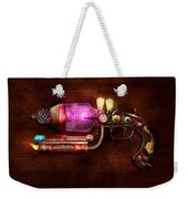 Steampunk - Gun -the Neuralizer Weekender Tote Bag