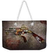 Steampunk - Gun - The Sidearm Weekender Tote Bag