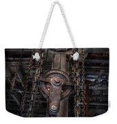 Steampunk - Industrial Strength Weekender Tote Bag
