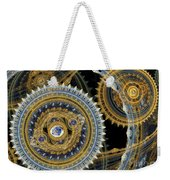 Steampunk Machine Weekender Tote Bag