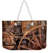 Steampunk - Machine - The Industrial Age Weekender Tote Bag