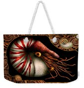 Steampunk - Nautilus - Coming Out Of Your Shell Weekender Tote Bag