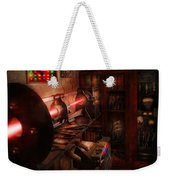 Steampunk - Photonic Experimentation Weekender Tote Bag