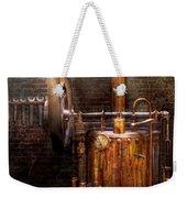 Steampunk - Powering The Modern Home Weekender Tote Bag
