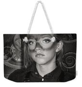 Steampunk Princess Weekender Tote Bag