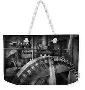Steampunk - Runs Like Clockwork Weekender Tote Bag