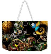 Steampunk - Surreal - Mind Games Weekender Tote Bag