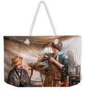 Steampunk - The Apprentice Weekender Tote Bag
