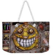 Steampunk - The Joy Of Technology Weekender Tote Bag