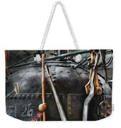 Steampunk - The Steam Engine Weekender Tote Bag