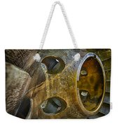 Steampunk Turbine Weekender Tote Bag