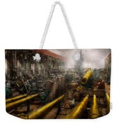 Steampunk - War - We Are Ready Weekender Tote Bag