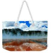 Steams And Reflections Weekender Tote Bag