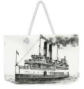 Steamship Tacoma Weekender Tote Bag