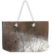 Steamy Window Weekender Tote Bag