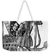 Stede Bonnet (c1688-1718) Weekender Tote Bag