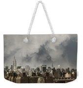 Steel City Weekender Tote Bag