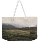 Steens Mountain Landscape - No. 2 Weekender Tote Bag