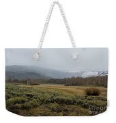 Steens Mountain Landscape - No 2a Weekender Tote Bag