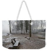 Steep And Frost - 3 Weekender Tote Bag