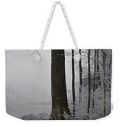 Steep And Frost Weekender Tote Bag