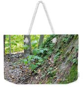 Steep Incline Around The Mountain Weekender Tote Bag