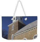 Steeple At Bruton Parish Church Weekender Tote Bag