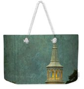 Steeple In A Storm Weekender Tote Bag