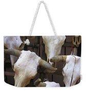 Steer Skulls  - New Mexico Weekender Tote Bag