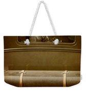 Steerage Weekender Tote Bag