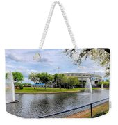 Steinbrenner Field Lake 2 Weekender Tote Bag