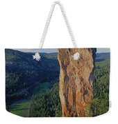 1a5719 Steins Pillar Oregon Weekender Tote Bag