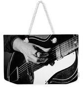 Stella Burns - Guitar Close-up Weekender Tote Bag