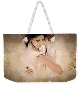 Stellar Couple Dance Weekender Tote Bag