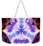 Stellar Spiral Eagle Nebula Vi Weekender Tote Bag