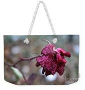 Stem Dried Petals Weekender Tote Bag