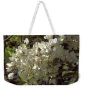 Stem Of Locust Flowers Weekender Tote Bag