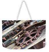 Step Back In Time Weekender Tote Bag