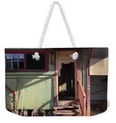 Step Into My Parlor Said The Spider To The Fly Weekender Tote Bag