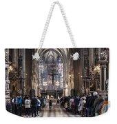 Stephansdom Austria Weekender Tote Bag