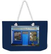 Stephen Pearce Pottery Shanagarry Ireland Weekender Tote Bag