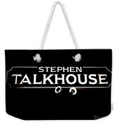 Stephen Talkhouse Weekender Tote Bag