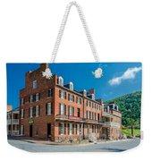 Stephenson's Hotel Weekender Tote Bag by Guy Whiteley