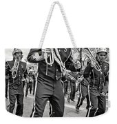 Steppin' Out Monochrome Weekender Tote Bag