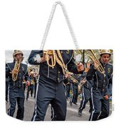 Steppin' Out Weekender Tote Bag