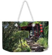 Stepping Into Harmony Weekender Tote Bag